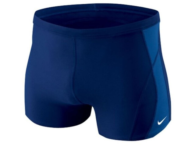 Nike Swim Poly Core Solid Square Leg Herren midnight navy
